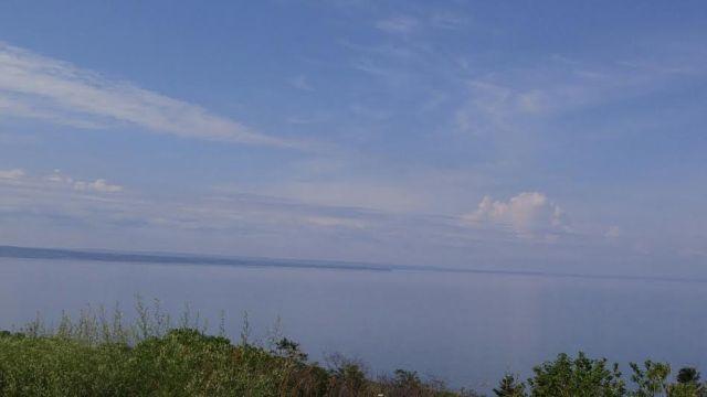 NS ceilidh trail blue pearl
